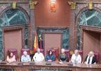 La Asociación de Mujeres de Hacienda del Álamo, integrantes de la iniciativa de comunicación social InMurcia, visita la Cámara autonómica