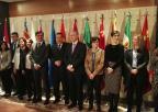 Rosa Peñalver ha participado en la reunión de la Conferencia de Presidentes de Parlamentos Autonómicos, COPREPA