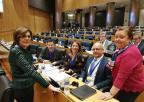 La Asamblea Regional, presente en el primer Foro de Geopolítica y Geoestrategia