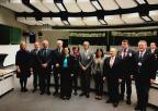 La presidenta de la Asamblea Regional, Rosa Peñalver, presenta en Bruselas su plan de trabajo sobre Igualdad de Género