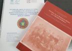 La presidenta de la Federación ha entregado a la presidenta de la Asamblea el estudio realizado por la UPCT y un libro sobre la Historia de las Bandas de Música