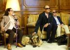 La Asamblea conmemora el Día Internacional del Perro Guía