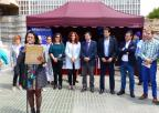 La Asamblea Regional ha arropado a la Asociación de Fibromialgia y Síndrome de Fatiga Crónica de Cartagena en la lectura de su XVI Manifiesto