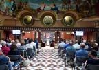 Sesión Plenaria del jueves 19 de julio