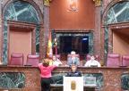 Aldeas Infantiles SOS ha celebrado en la Asamblea un pleno infantil