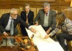 Presentación de las últimas obras de la Real Academia Alfonso X El Sabio