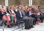 El Patio de los Ayuntamientos de la Asamblea Regional ha acogido el concierto inaugural de la cuarta edición del ciclo Bach Cartagena