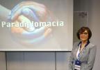 Rosa Peñalver representa en Brasil a los 74 parlamentos regionales de Europa en la Conferencia de Estados Legislativos